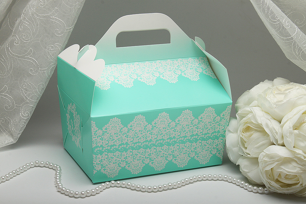 коробки для каравая