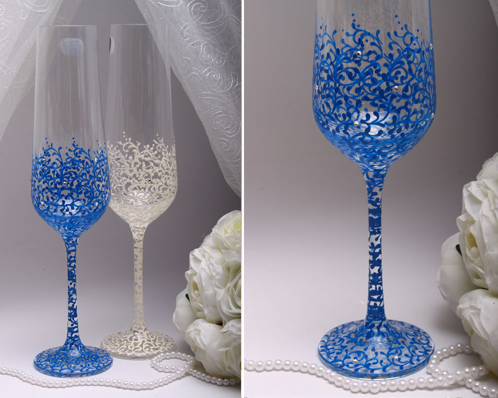 Свадебные бокалы Mazarine