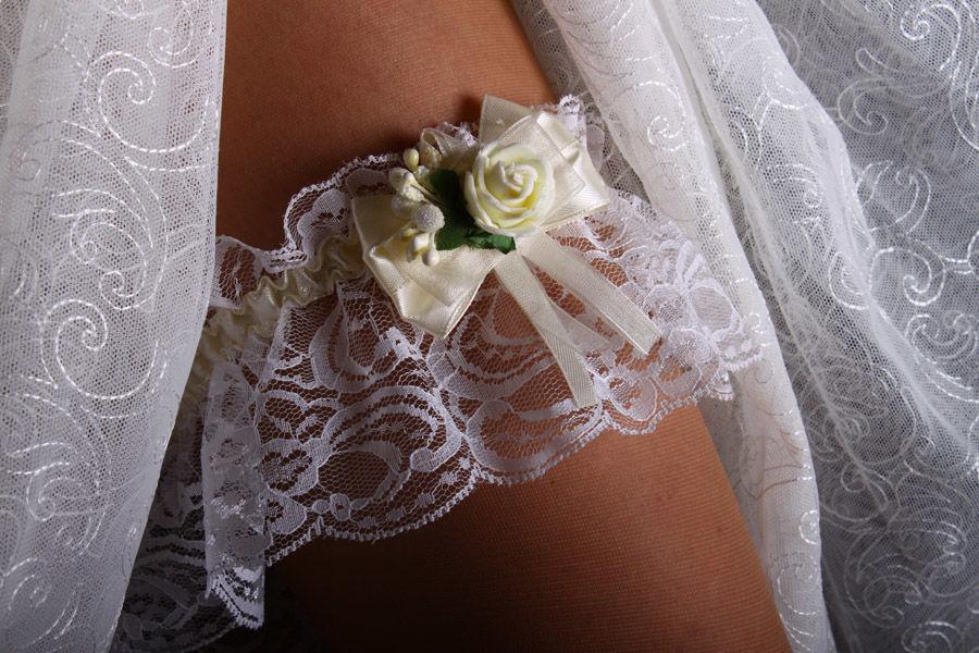Подвязка Flowers auvori