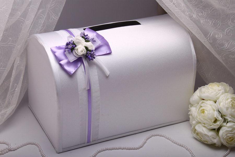 Казна для денег Flowers purple