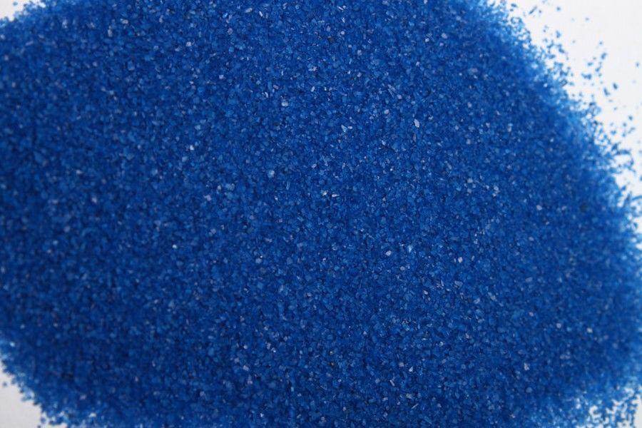 Песок мраморный темно-синий