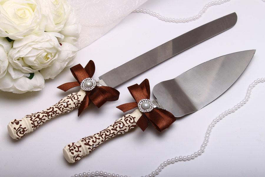 Нож и лопатка Coffe
