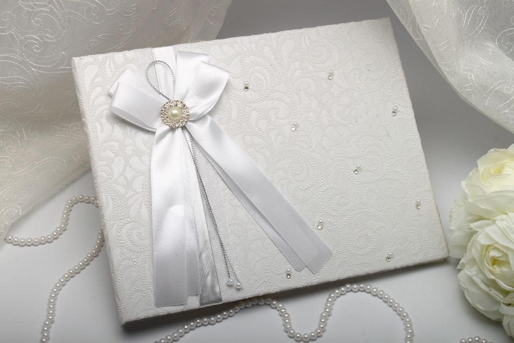 Книга для пожеланий Silver