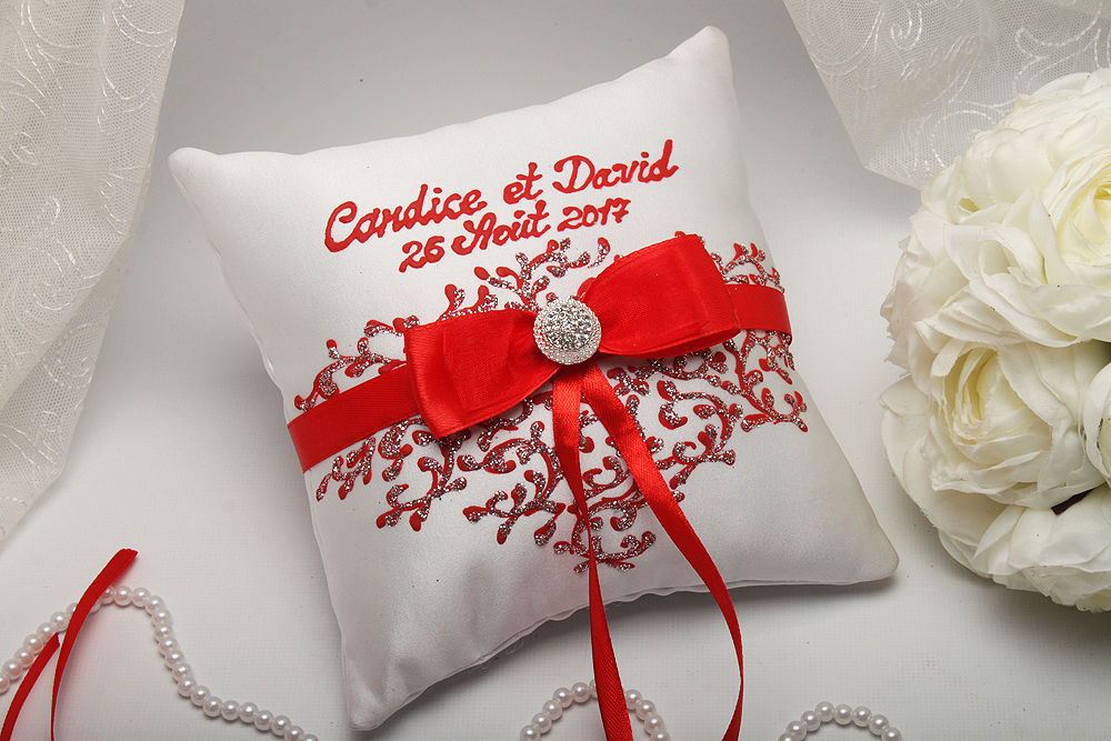 Подушка для колец Ruby