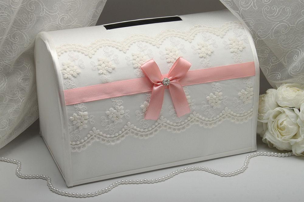 Коробка для денег на свадьбу Flame
