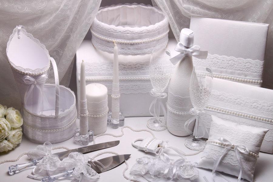 Свадебный набор Daylight white