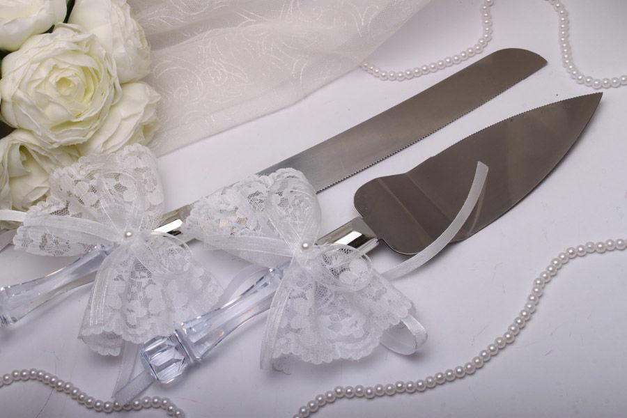 Нож и лопатка Daylight white