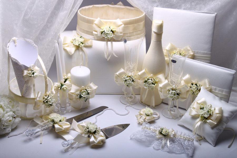 Набор свадебный Flowers auvori