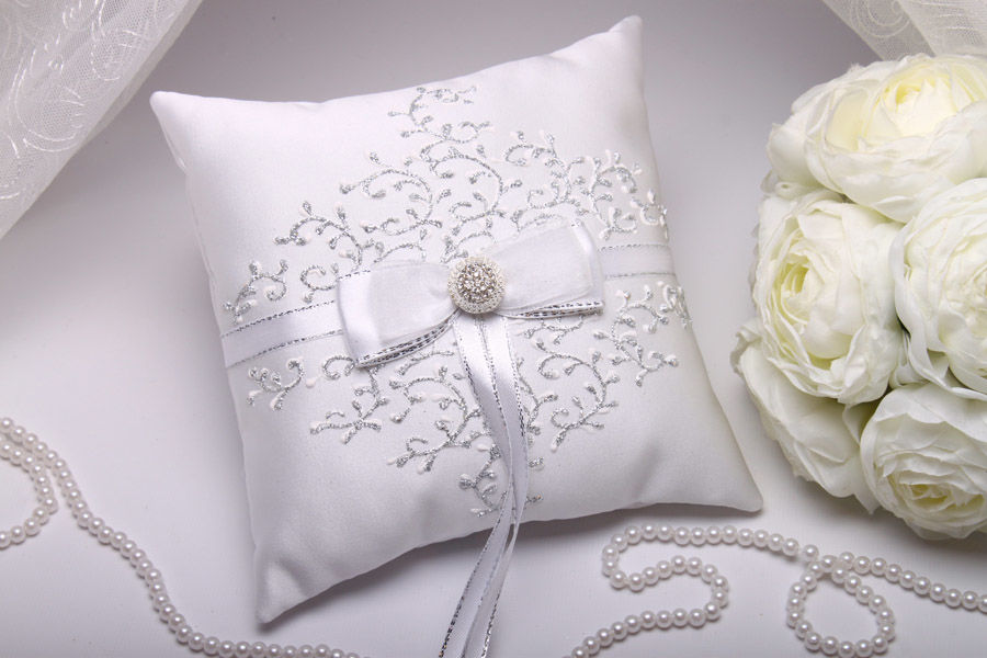 Подушка для колец Silvery