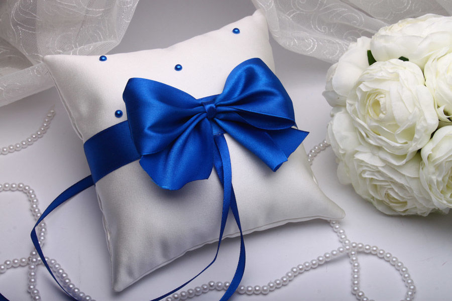 Подушка для обручок Best