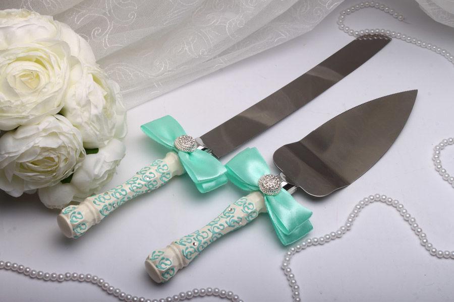 Нож и лопатка Tiffany