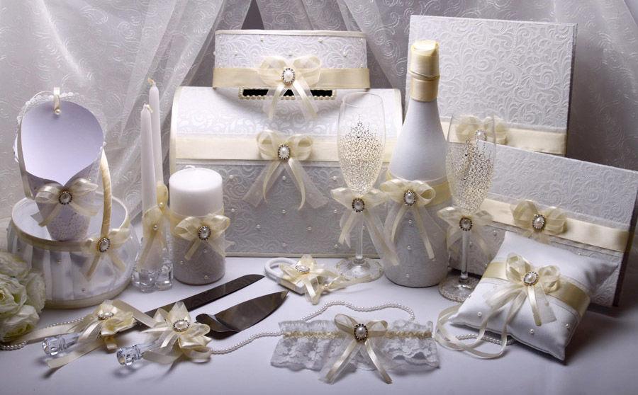 Набор свадебный Pearl