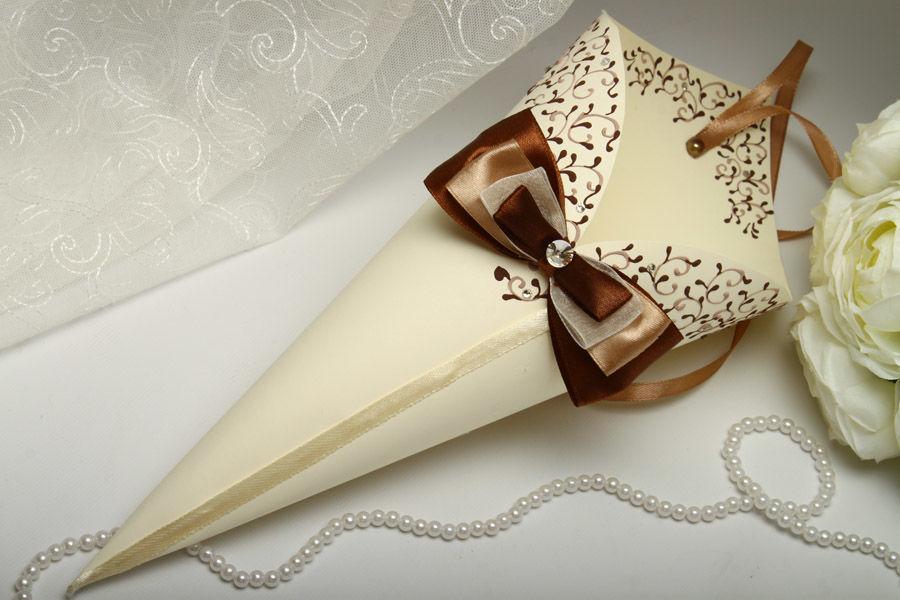 Кулек для лепестков Chocolate