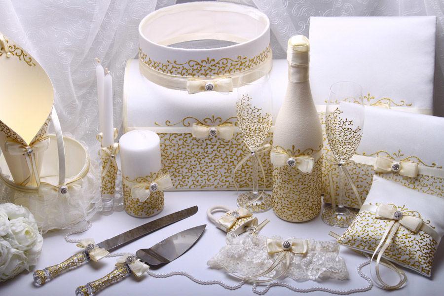 Набор свадебный Deluxe