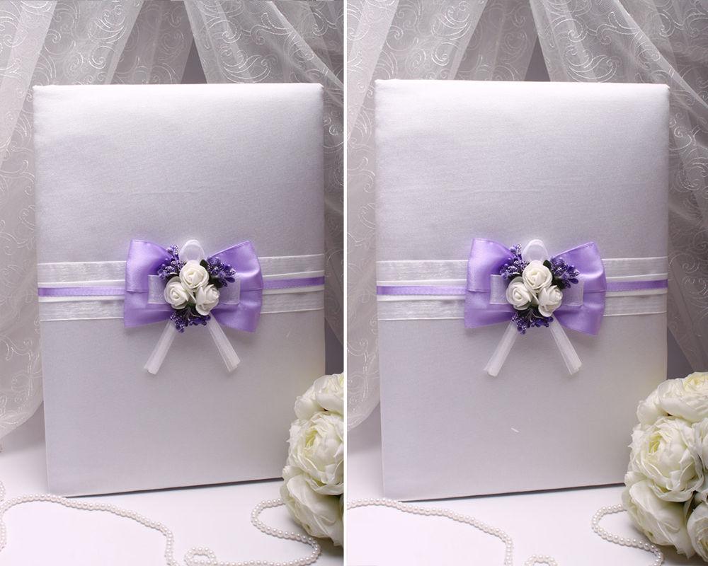 Папка для свидетельства Flowers purple