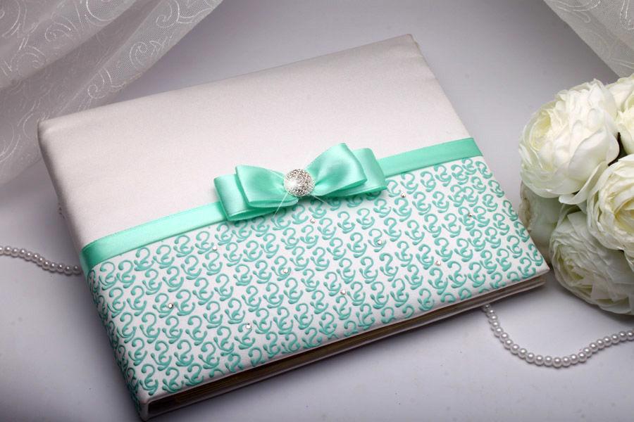 Книга для пожеланий Tiffany