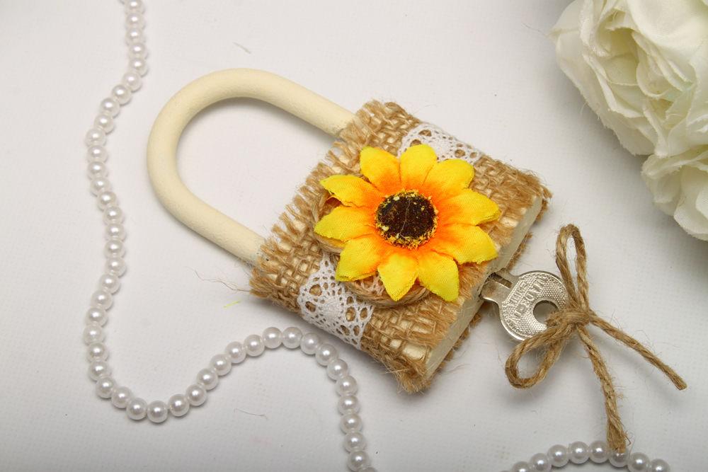 Замок Sunflower