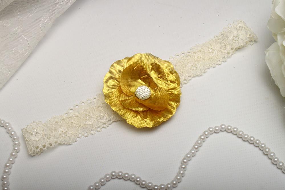 Подвязка  Golden Flower (медовая)