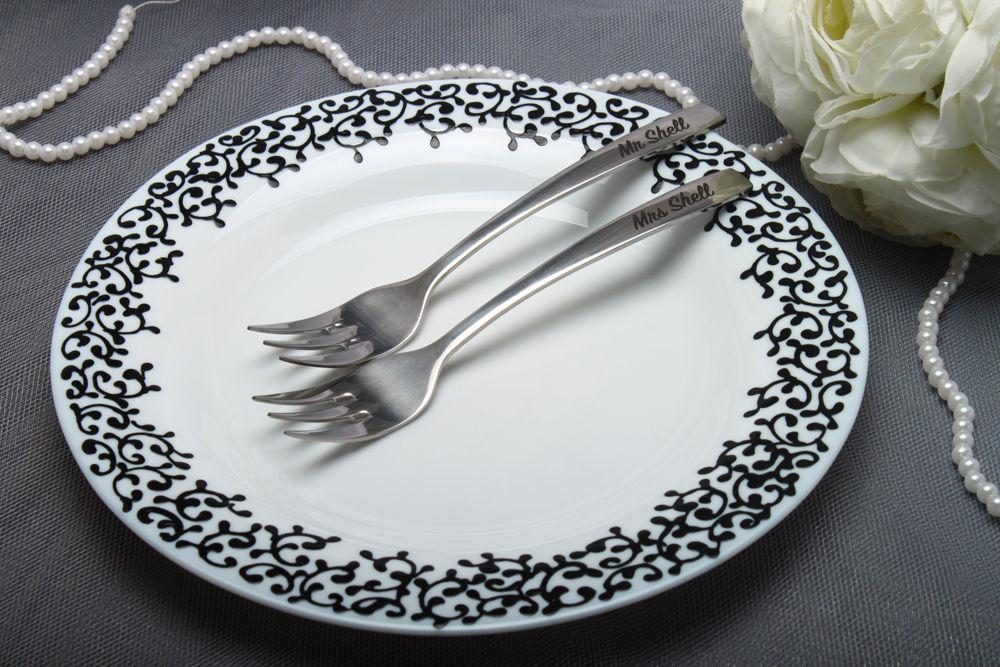 Набор для свадебного торта Black and white