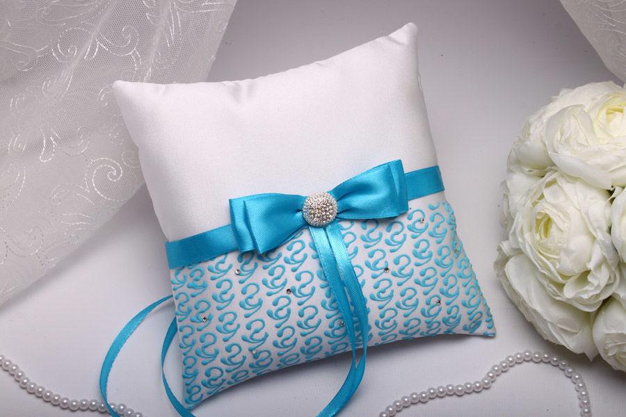 Подушка для колец Aqua