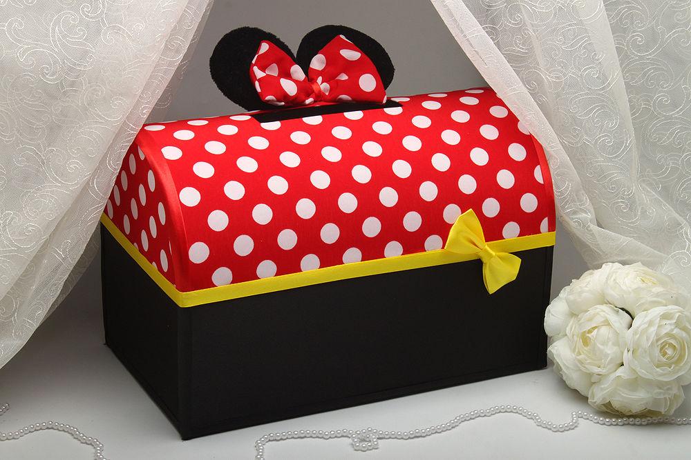 Казна Disney Minnie Mouse