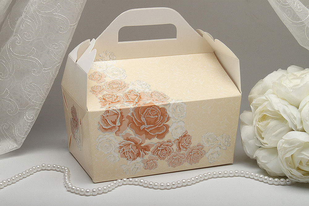 Коробочки для каравая Свадьба
