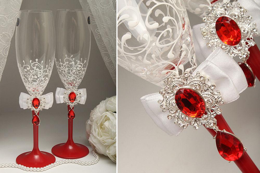 Свадебные бокалы Perfection
