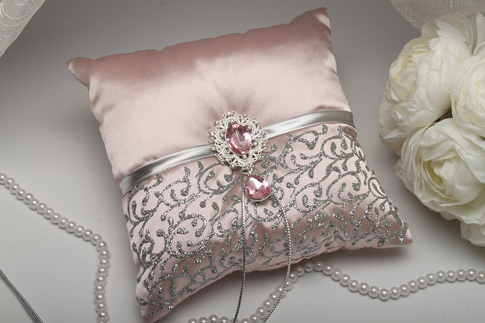 Подушка для колец Cute